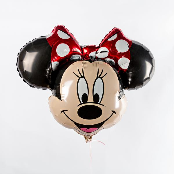 "Foil balloon ""Minnie Mouse"""