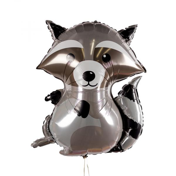 "Foil ball ""Raccoon"""